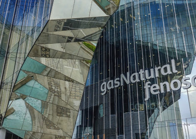 Access control – Gas Natural Fenosa