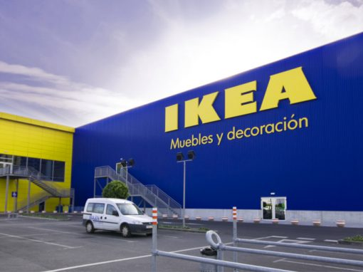 ALPR Vehicle Access Control: IKEA Madrid