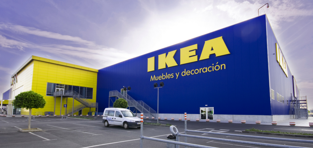 Access Control – Store IKEA Madrid
