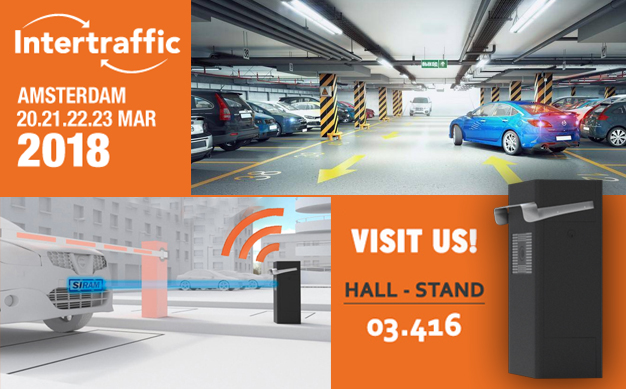 Innova Group at Intertraffic 2018 Amsterdam
