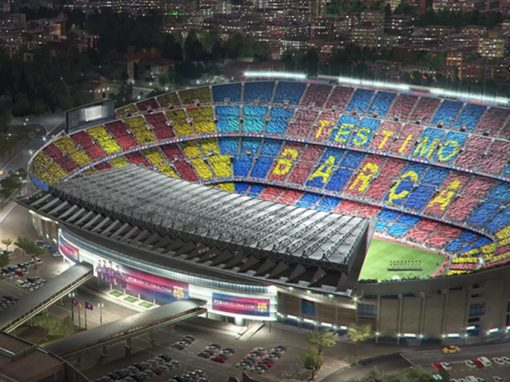 LPR Vehicle Access Control: FC Barcelona