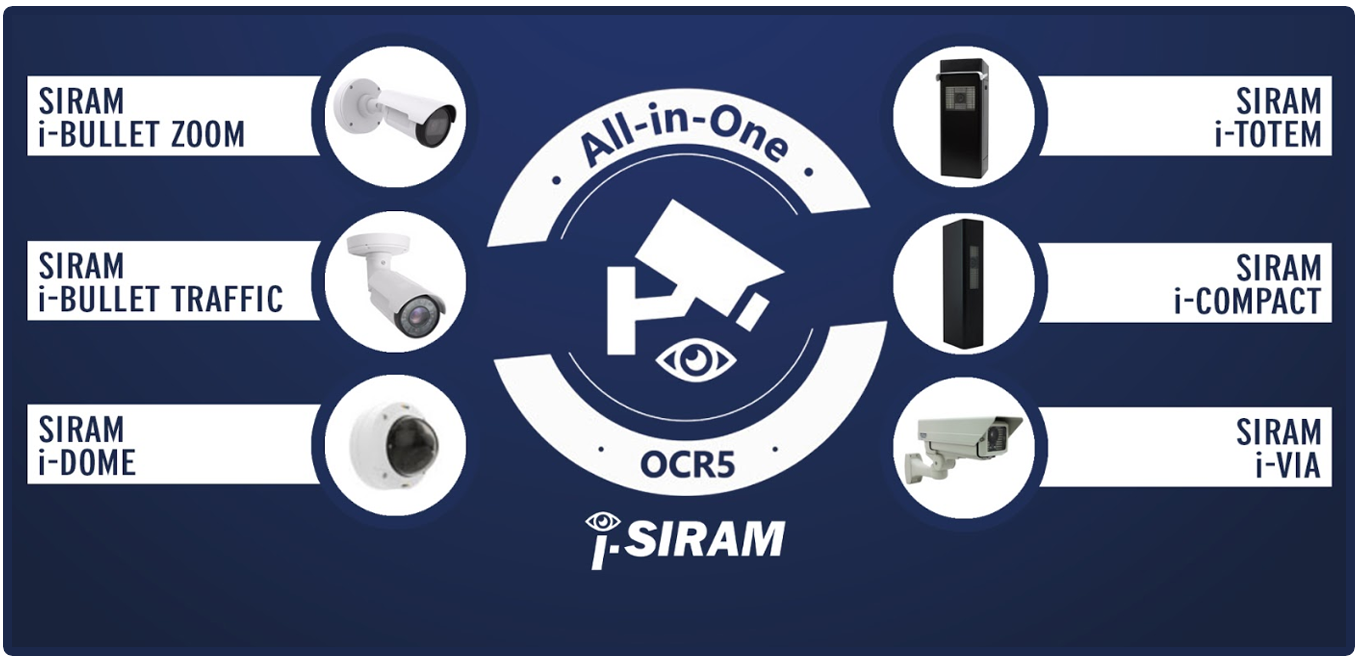 Cameras i-SIRAM All-in-One
