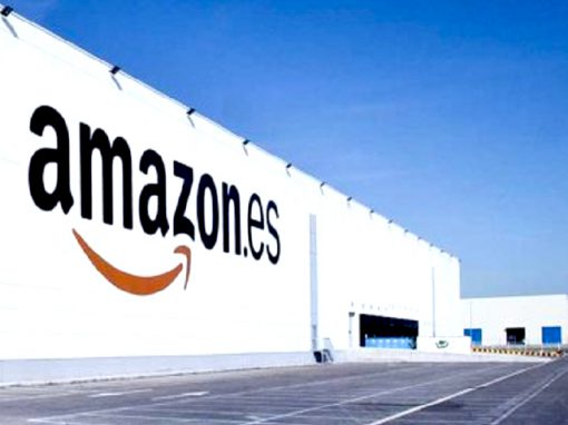 Access Control – Amazon´s Logistics Center Barcelona