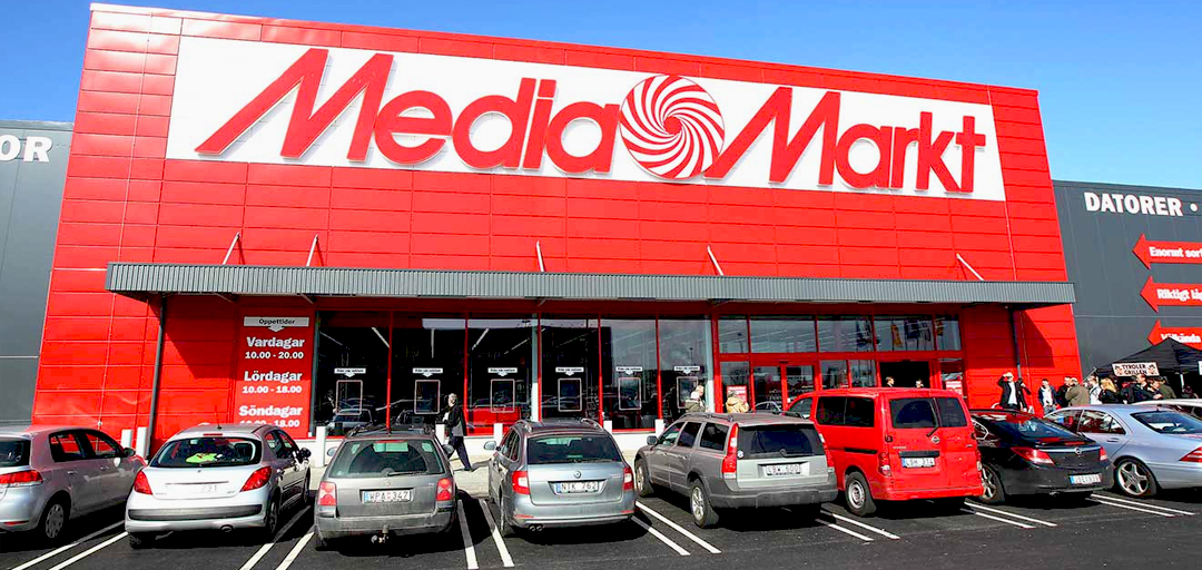 LPR Access Control – Logistic Area Mediamarkt Madrid