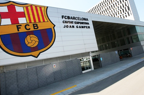 Access Control LPR Recognition – FC Barcelona