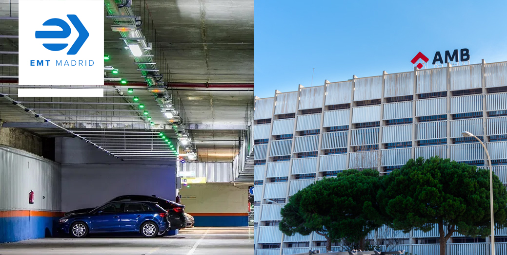 Municipal Transport and Mobility companies are committed to OCR5 · Public and Private Parking