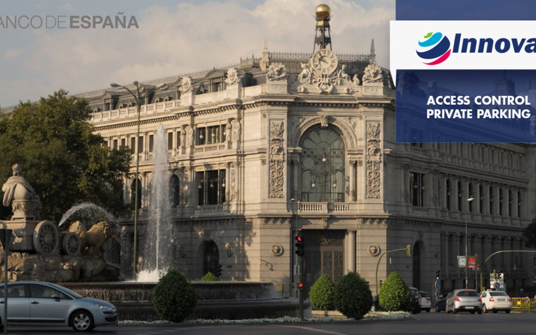 The Bank of Spain trusts OCR5
